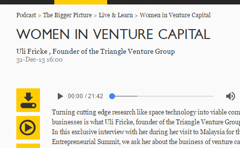 Women in Venture Capital